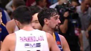 Τα highlights της αναμέτρησης Κίμκι - Ολυμπιακός (66-87)