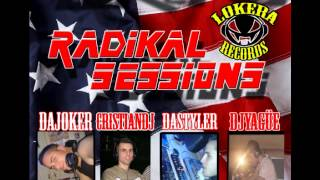 Radikal Sessions - CD2 by Cristian Dj  (100% U.S. Hard House)