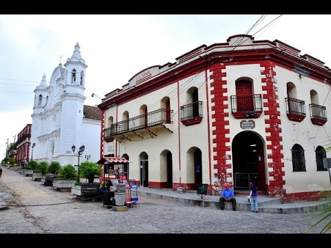 UTV: La monumental Santa Rosa de Copán