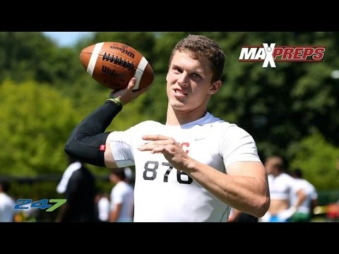 4-Star QB Brett Rypien (Boise State Commit) - Highlights