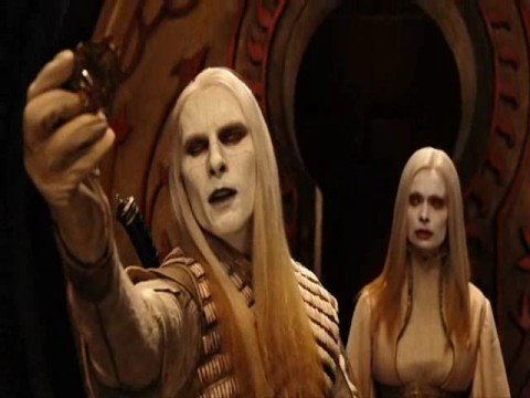 Prince Nuada and Princess Nuala - YouTube Hellboy 2 Prince Nuada
