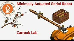 Minimally Actuated Serial Robot
