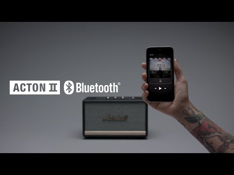 Marshall - Acton II Bluetooth - Full Overview