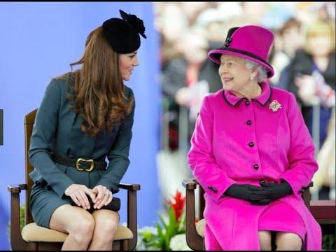 Queen Elizabeth Awards Kate Middleton Tuvalu Order Of Merit – Refusing To Give Her Anything Bigger