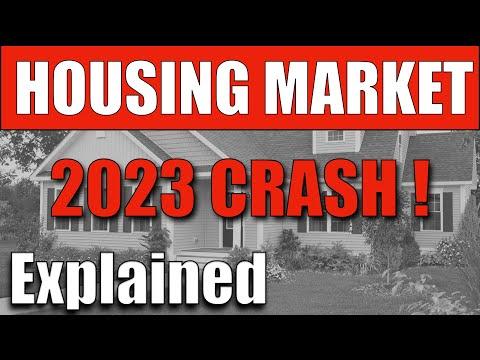 How The Housing Crash Will Happen