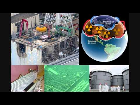 Fukushima and its Long Term Threats - (PRN Podcast Dec 16, 2013)