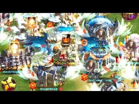 1b Power King Super Rallying A 638m P6 In 1072 😈 Clash Of Kings