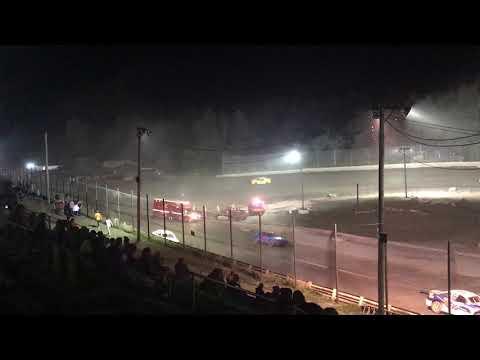 Hilltop Speedway - Ministock Feature - 8/16/19