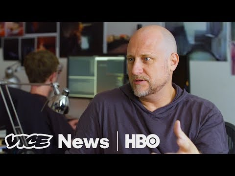 Trevor Paglen Shows Us How Computers See The World (HBO)