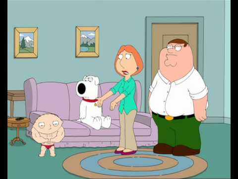 family stewie on steroids