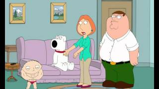 FAMILY GUY SEASON 9 STEW-ROIDS CLIP. On DVD NOW.