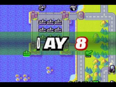 Advance Wars 2 Playthrough: Mission 27 (Sinking Feeling)