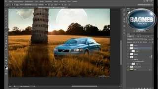 Урок 7. Создаем тени и объем с помощью кисти ( Photoshop cs6 )