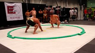 Strongman vs Sumo
