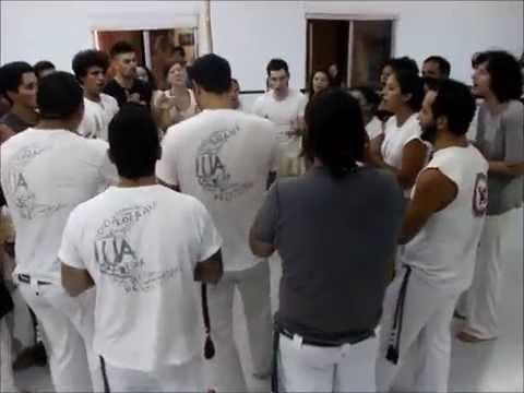 Lua Capoeira (Professor Guaraná) Nueva Canción 19oct2014