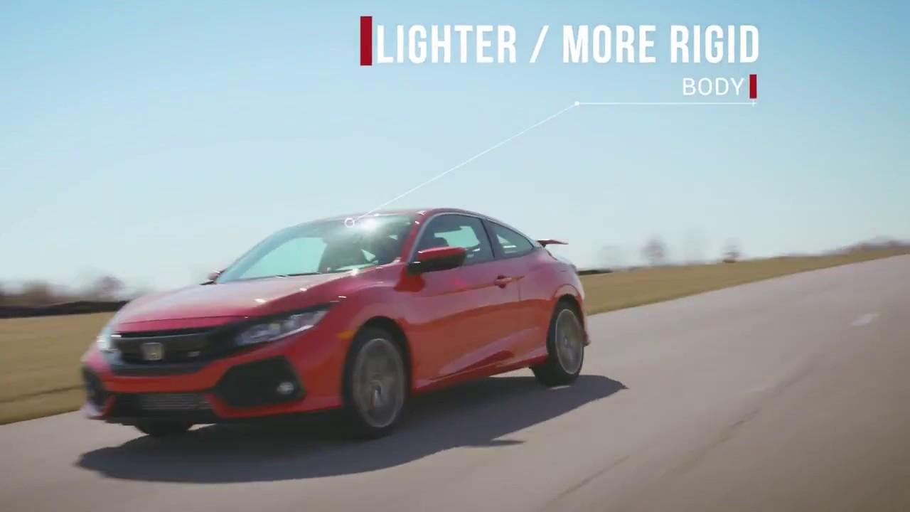 St Louis Honda >> Introducing The 2017 Honda Civic Si Mungenast St Louis Honda