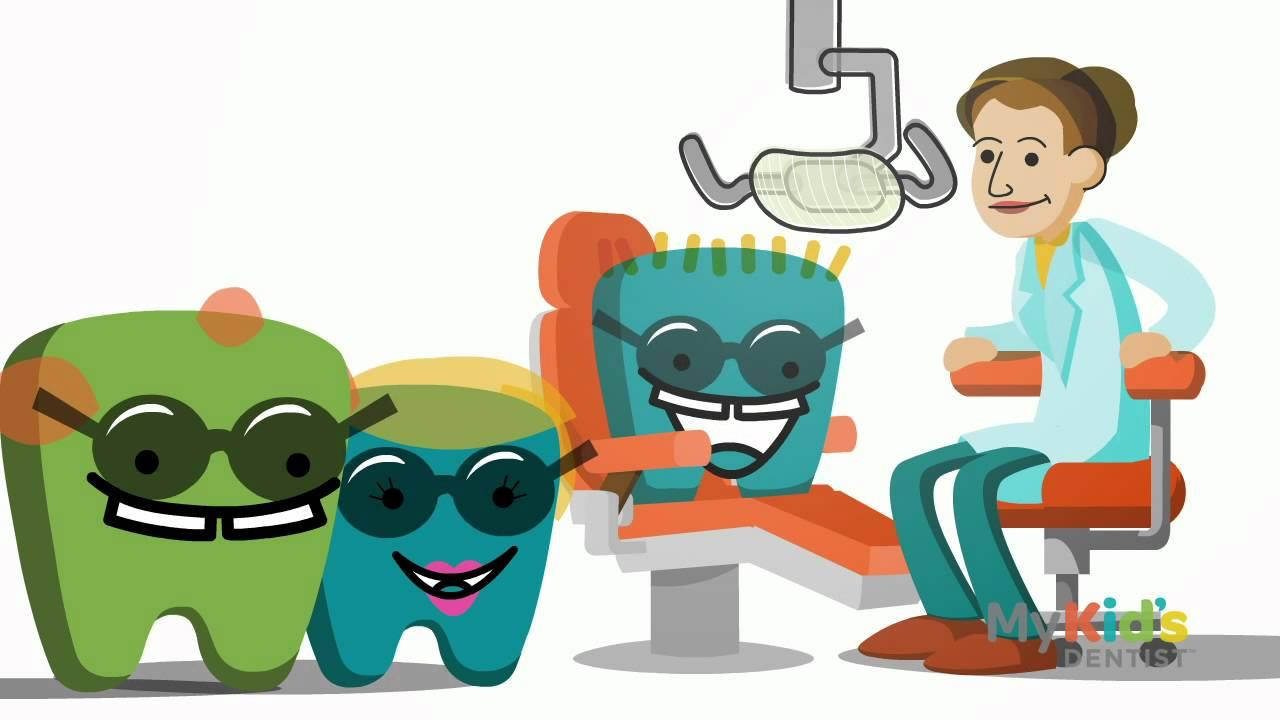 A Child's First Dentist Visit