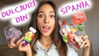 ANDRA INCEARCA DULCIURI DIN SPANIA!!!