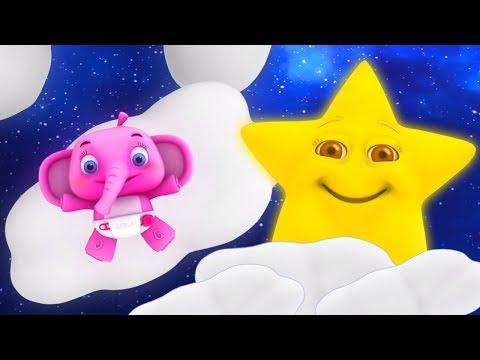 Estrela De Luz, Estrela Brilhante | Canções Préescolares
