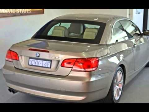 2007 bmw 325i e93 sparkling bronze 6 speed steptronic convertible youtube. Black Bedroom Furniture Sets. Home Design Ideas