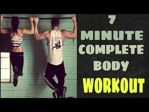 7-minute-complete-workout-for-men/women|@lifehack|