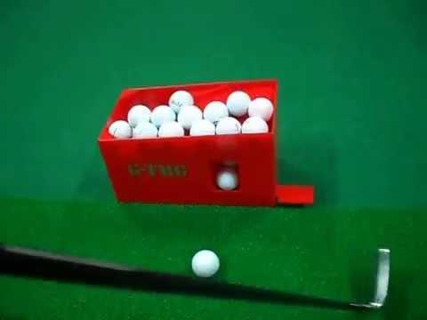 Semi Automatic Golf Ball Dispenser, G TMG