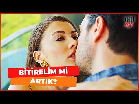 Ayşe ve Kerem'in Olaylı Öpüşmesi - Afili Aşk 10. Bölüm (İLK SAHNE)