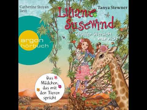 Giraffen übersieht man nicht (Liliane Susewind 12) YouTube Hörbuch Trailer auf Deutsch