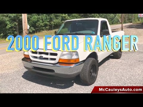 5 Speed Ford Ranger Regular Cab