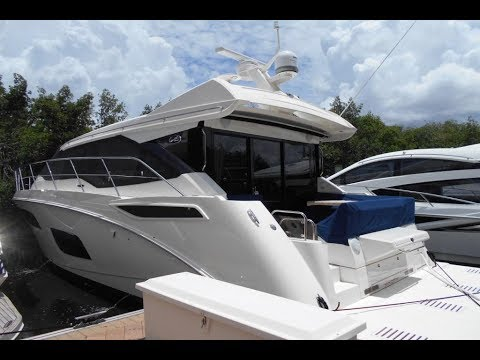 2019 Sea Ray 460 Sundancer Boat For Sale at MarineMax Fort Myers