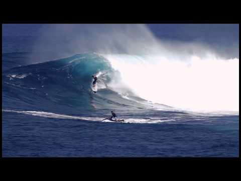 Josh Redman at Jaws 3 - 2015 Billabong Ride of the Year Entry - XXL Big Wave Awards