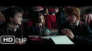 Harry Potter and the Prisoner of Azkaban - Divination Class