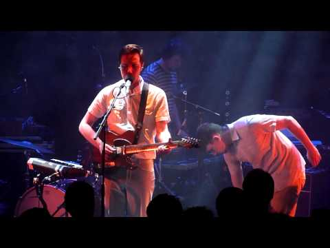 Wave Machines - You Say The Stupidest Things (Live @ Café de la Danse, Paris 17-04-2013)