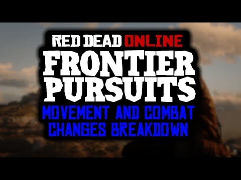 Red Dead Online: Movement and Combat Changes Breakdown (Headshot Damage, Tackle Counter, and More)
