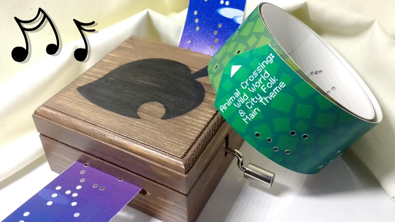 Main Theme/Animal Crossing: New Leaf [Music Box] - YouTube