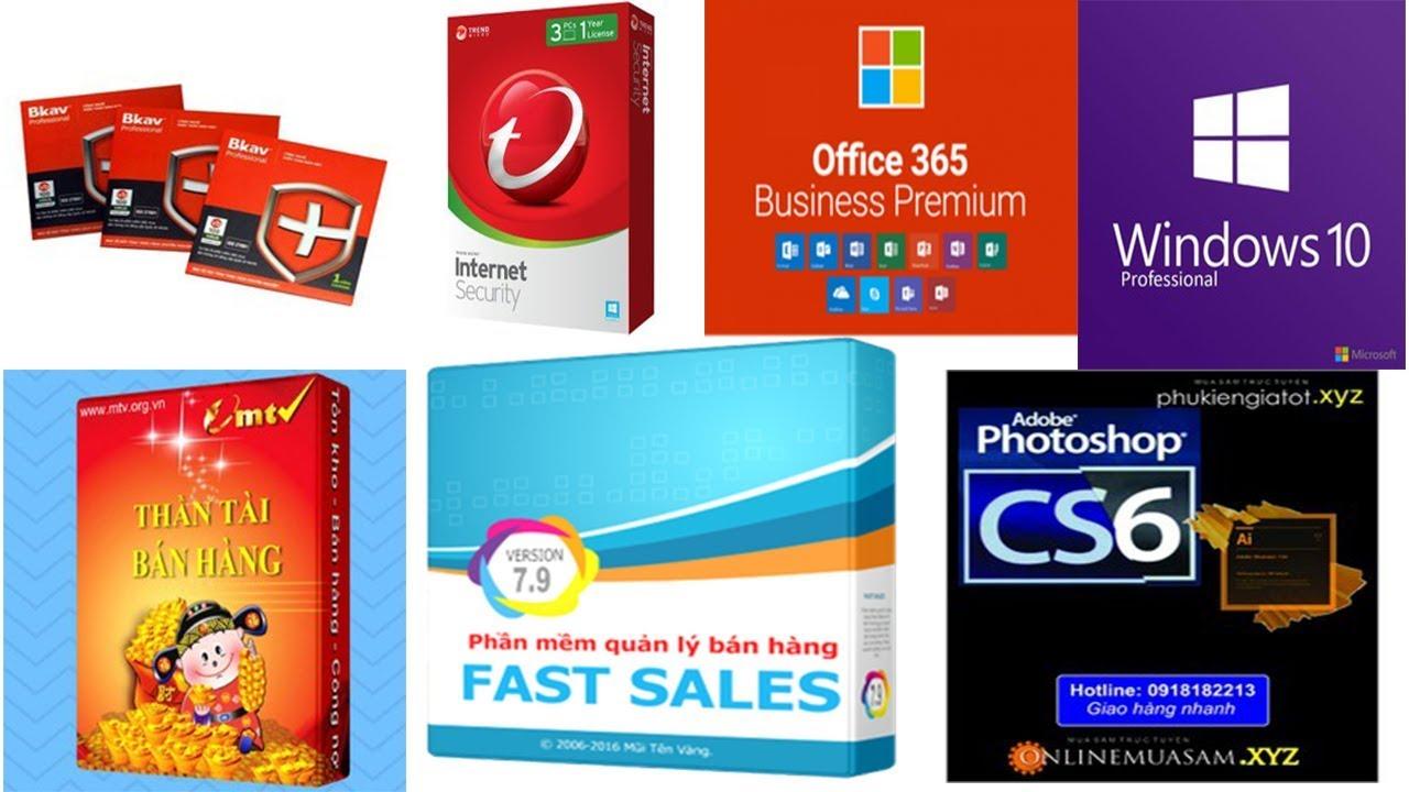 Top những phần mềm hữu ích nhất cho máy tính | Phần mềm máy tính