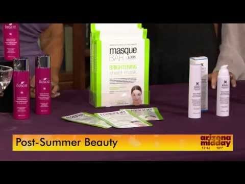 Post Summer Rehab for your skin with Model Shelley Goodstein