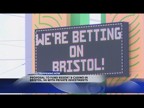 Bristol, VA city leaders discuss turning Bristol Mall into a resort casino
