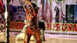 yalini kutty and thamil kutty stage programme on 12.01.2013