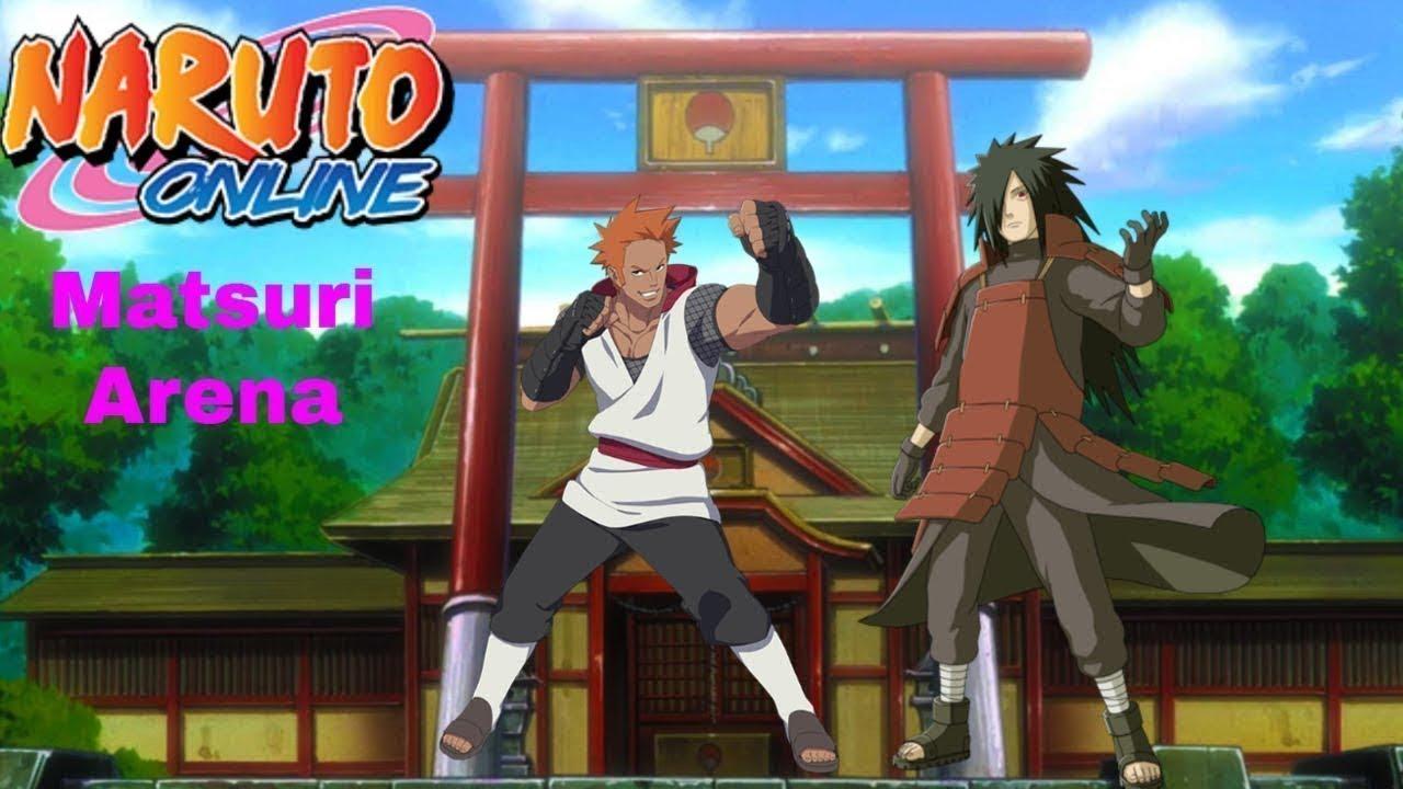 🥇 Naruto Online Mobile (火影忍者OL) #Matsuri Arena Devam [Part #8