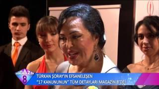 Türkan Şoray'ın Efsaneleşen 17 Kanununun Tüm Detayları