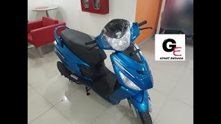 hero maestro edge vx BS4 AHO actual showroom look | real life review !!!! हीरो मेस्ट्रो !!!
