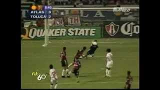 Final Ida Verano 1999 - Atlas Vs. Toluca (3-3) ***Futbol Retro***