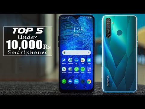 TOP 5 Best Smartphone Under 10000 In India 2019