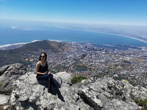 Cabin Crew Life | Layover  | Table Mountain | Cape Town, South Africa  | Qatar Airways