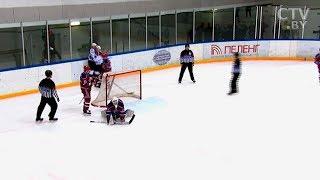«Неман» взял верх над «Юностью» в полуфинальной стадии Кубка Беларуси по хоккею