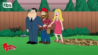 Скачать American Dad Jesus Gardener CLIP TBS