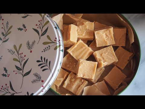 Easy Fudge Recipe (microwave)