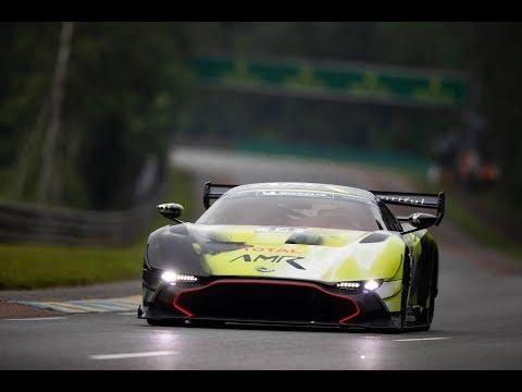 Aston Martin Racing Le Mans Festival Race Aston Martin Vulcan Makes Its Race Debut Youtube