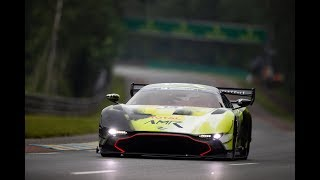 Aston Martin Racing Le Mans Festival Race - Aston Martin Vulcan makes its race debut!